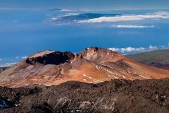 Pico Viejo; La Gomera; Teneryfa; Tenerife; El Hierro