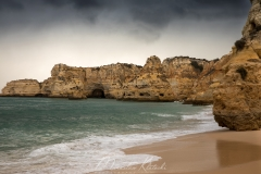 Algarve; Praia da Mesquita